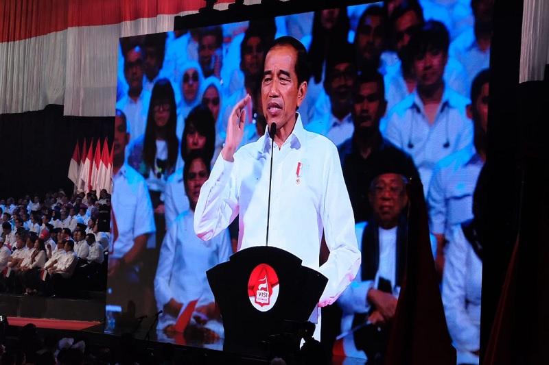 Pidato 'Visi Indonesia' Buktikan Jokowi Adalah Visioner