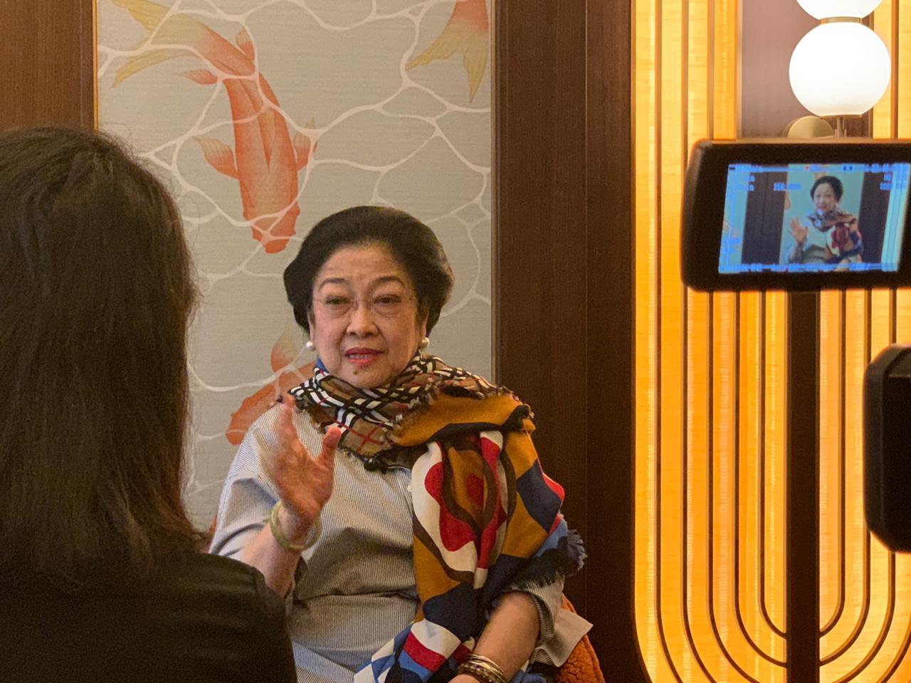 Tangan Dingin Megawati Juga Berperan Besar