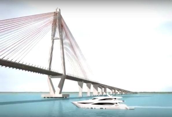 Jumaga Optimistis Proyek Jembatan Babin Jalan Terus