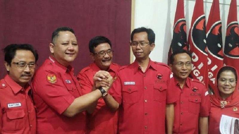 Ini Tugas Whisnu Setelah Copot Jabatan Ketua DPC