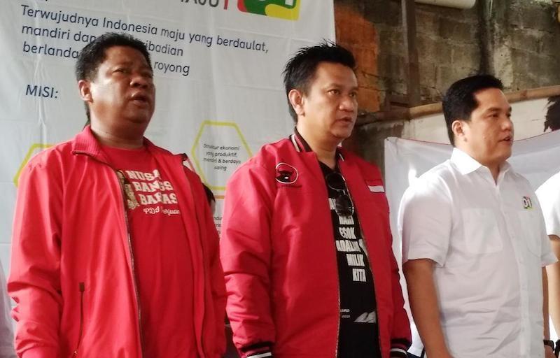 Hadapi Pilkada Depok, PDI Perjuangan Siap Berkoalisi