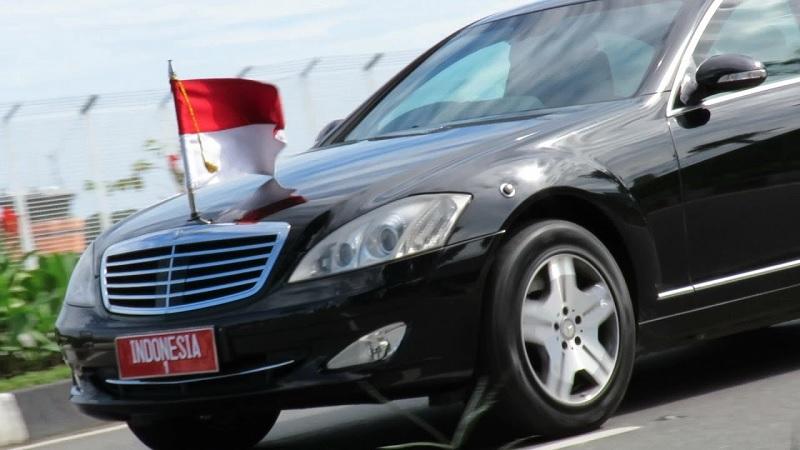 Ini Jenis Mobil Baru Presiden Jokowi di Periode Kedua Nanti