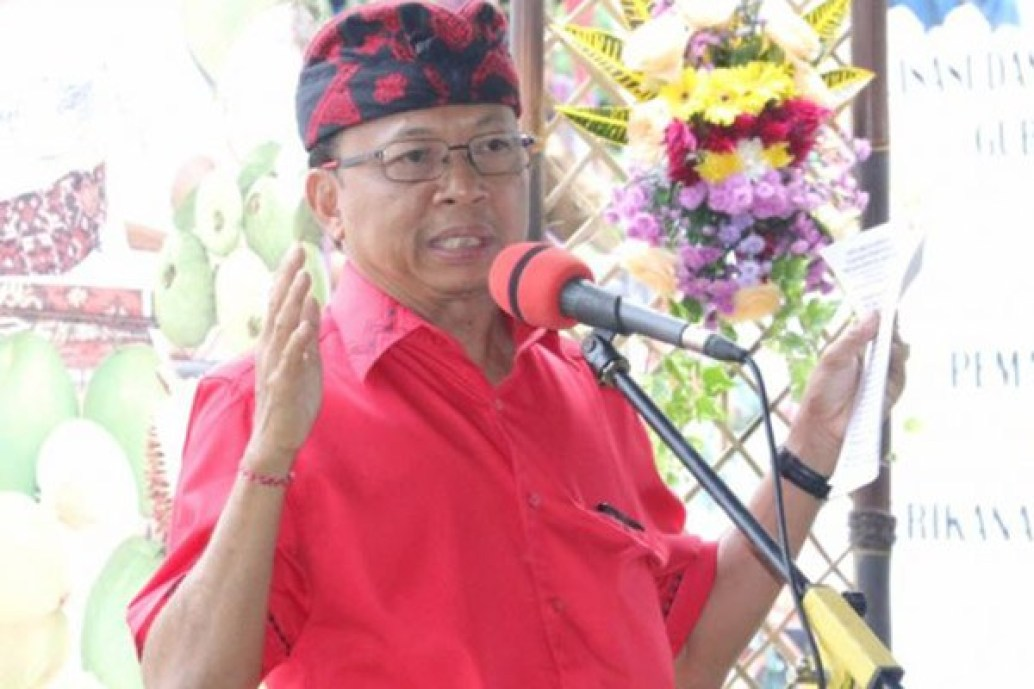 Koster Optimistis Ada Menteri dari Pulau Dewata