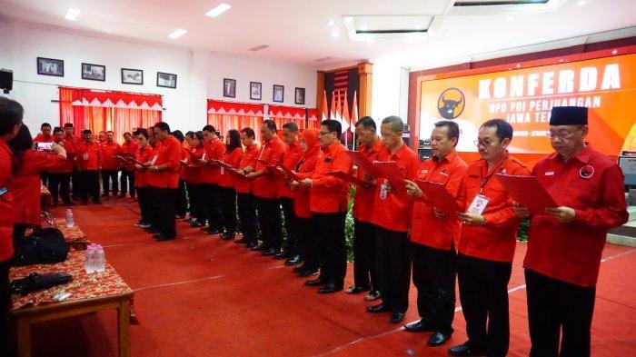 Pilkada Serentak, PDI Perjuangan Jateng Solidkan Barisan