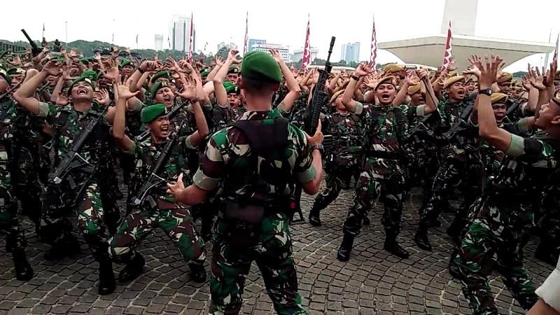 Jokowi Teken Perpres Komando Operasi Khusus Mabes TNI
