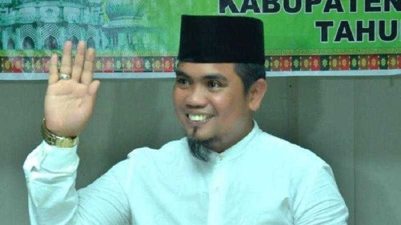 Eks Caleg Pelalawan Zukri Misran Pimpin Riau