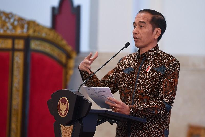 Presiden Minta BMKG Tingkatkan Koordinasi dengan Pemda