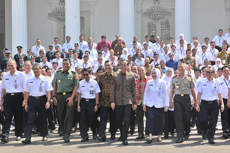 Rawan Bencana, Jokowi: Harus Ada Edukasi Besar-besaran