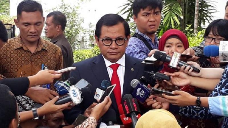 Koalisi Pemerintah Ajukan Satu Paket Pimpinan MPR
