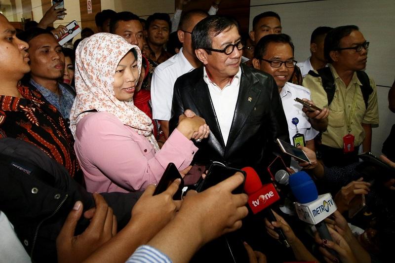 Sah! DPR RI Akhirnya Setujui Amnesti Baiq Nuril