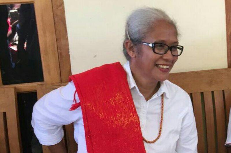 Emilia Nomleni Jadi Ketua DPD PDI Perjuangan NTT