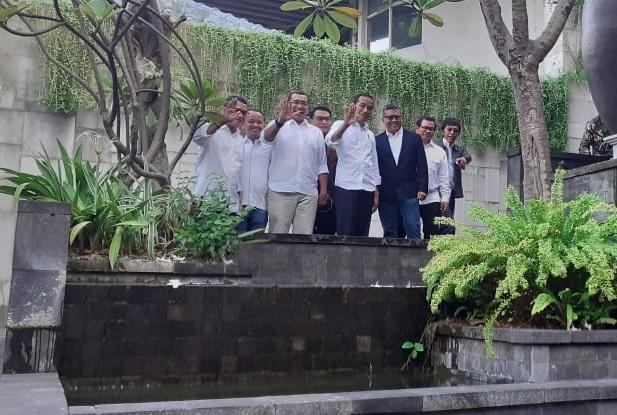 Setelah BPN, Kini TKN Jokowi-Ma'ruf Amin Resmi Bubar