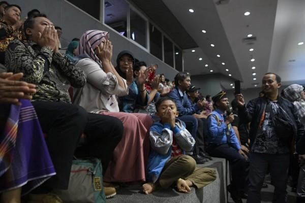 Jokowi akan Segera Tanda Tangani Amnesti Baiq Nuril
