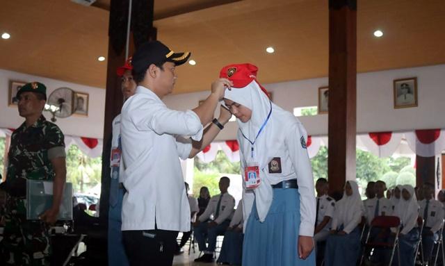 Gus Ipin Buka Pelatihan Khusus Bagi Calon Paskibraka