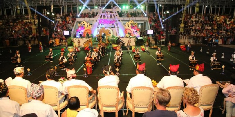 Festival Drumband Etnik, Perpaduan Budaya Modern-Lokal