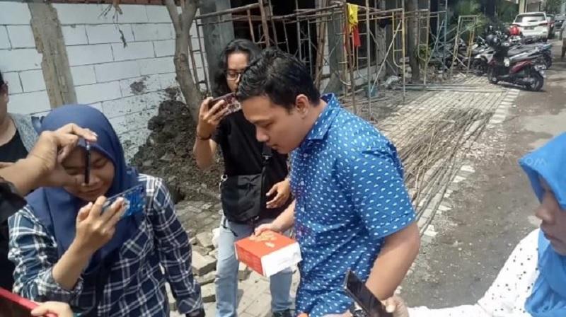 Putra Sulung Risma Ramaikan Pilwalkot Surabaya