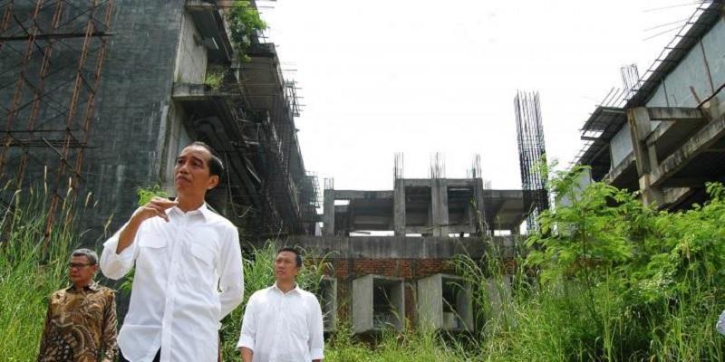 Jokowi Beri Kepastian Proyek Hambalang di Periode Kedua