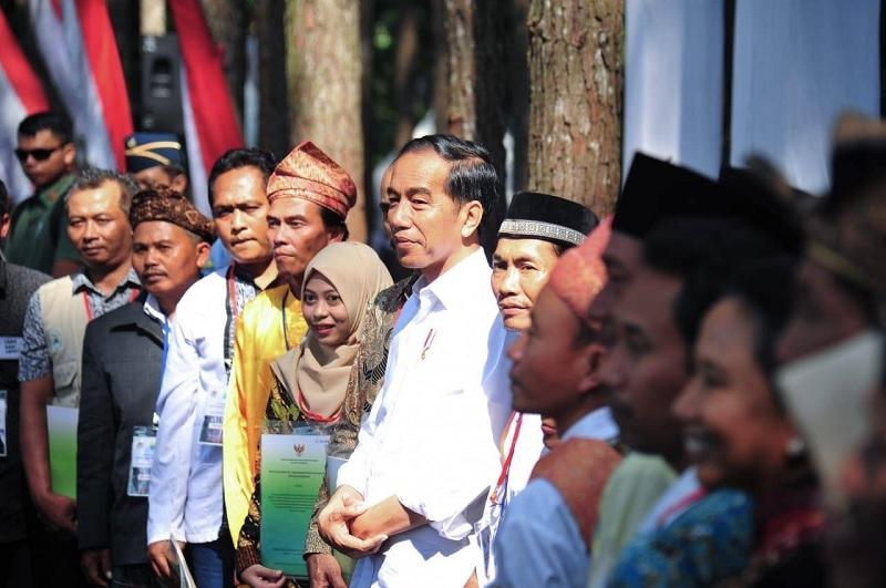 Pemerintah Siapkan 938 Ribu Hektar Tanah HPK Untuk Rakyat