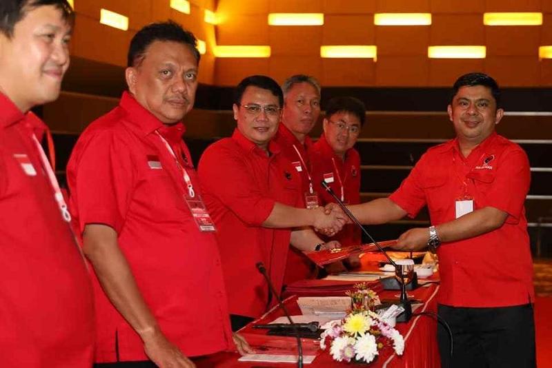 PDI Perjuangan Kotamobagu Siap Sukseskan Kongres