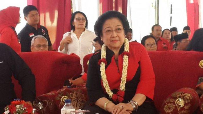 Megawati Formatur Tunggal Kepengurusan PDI Perjuangan