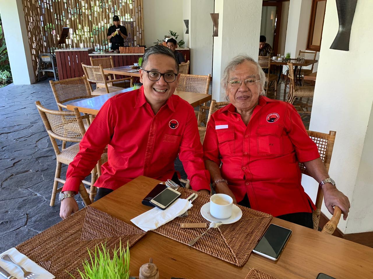 Kenapa Tetap Megawati? Ini Penjelasan Putra Nababan