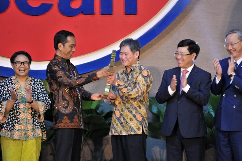 Jokowi Berharap Kegiatan ASEAN Dilaksanakan di Sekretariat