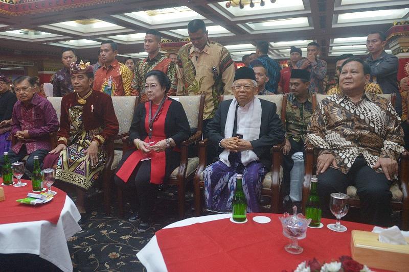 Megawati Ajak Prabowo Jika Ingin Menangi Pilpres