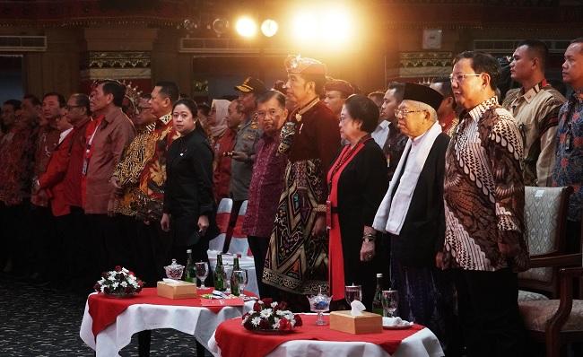 Jokowi: Harus Siap Dengan Kebijakan Yang Tidak Populer