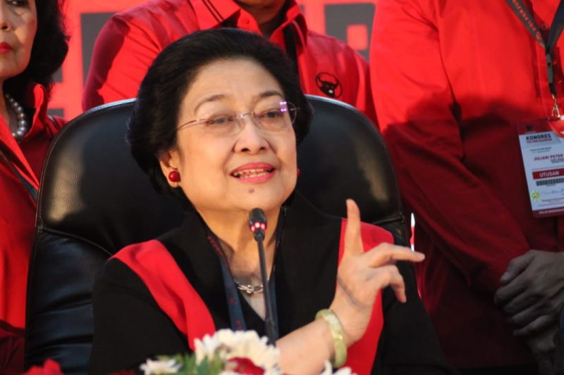 Alasan Megawati Pertahankan Wajah Lama di Pengurus DPP