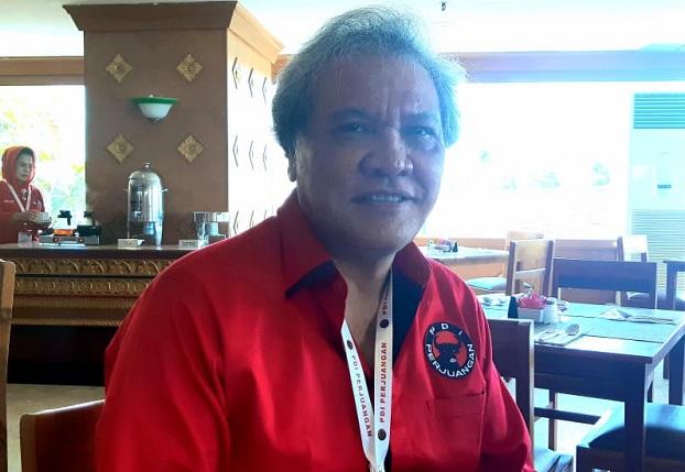 Japorman Saragih: Demokrasi ala PDI Perjuangan Terbaik