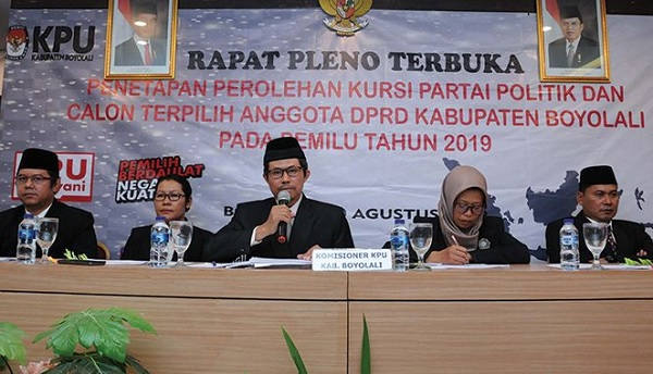 PDI Perjuangan Rajai Kursi di Klaten dan Boyolali