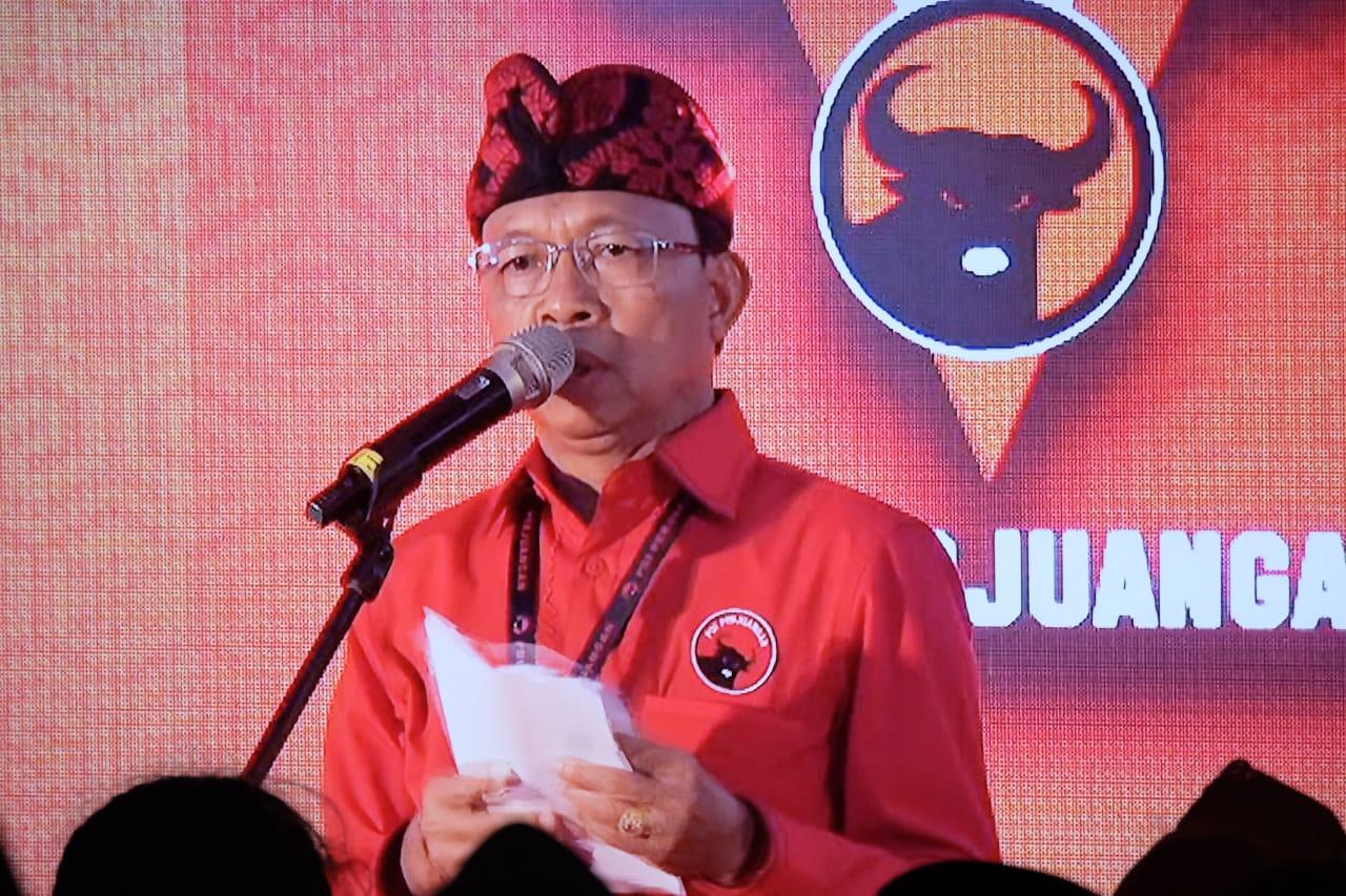 PDI Perjuangan Bali Konsolidasi Sambut Pilkada Serentak