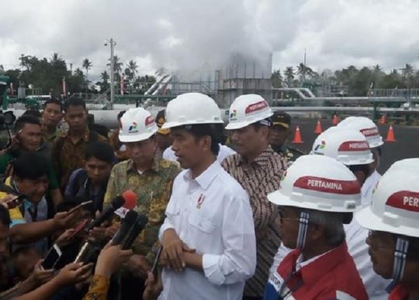 Jokowi Turunkan Impor Solar Hingga 45 Persen Per Bulan