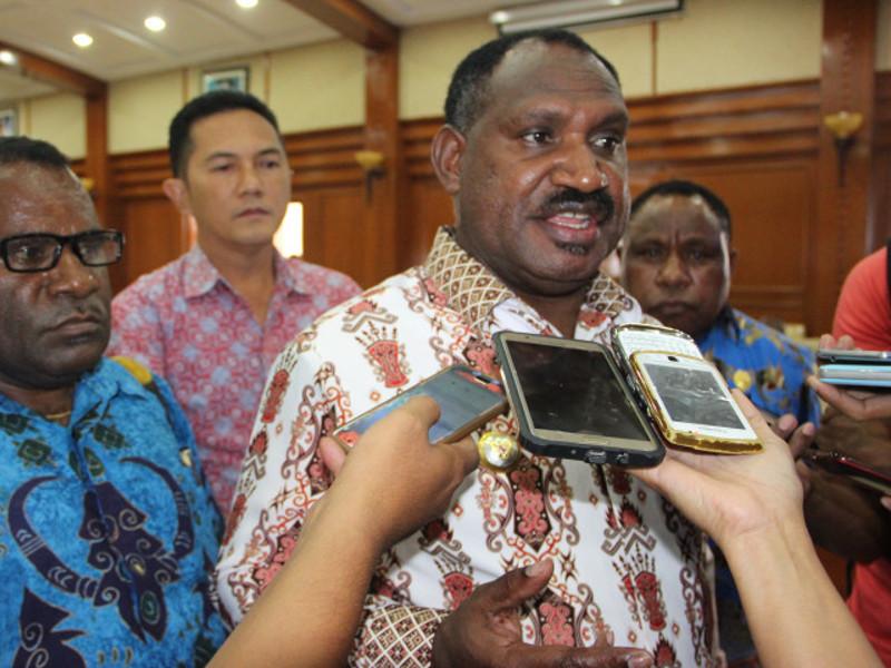 Bupati Puncak Jaya Kutuk Serangan KKB