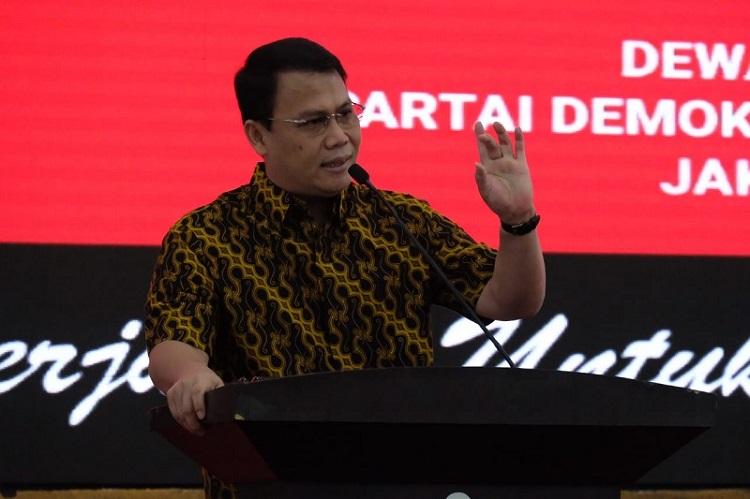 PDI Perjuangan Akui Tidak Tertarik Raih Kursi Ketua MPR