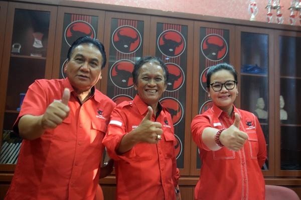 DPRD Semarang Dilantik, Bambang Krebo Kembalikan Mobil Dinas