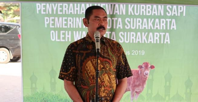 Borong 30 Kursi DPRD Solo, Rudy Minta Dikritik