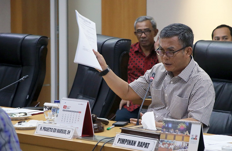 DPRD DKI Jakarta Ketok Palu Anggaran Formula E