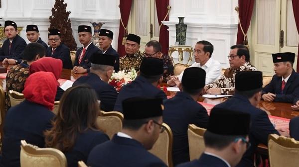 WorldSkills 2019, Jokowi Ingin Talenta Indonesia Bersaing