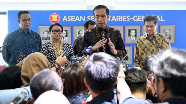 Jokowi Ungkap Akan Ada Menteri Berusia 25 Tahun