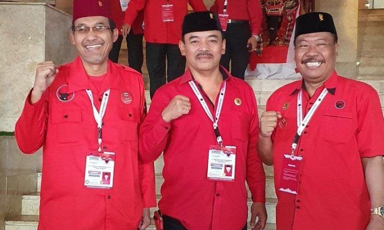 Sepuluh Kader Banteng Siap Bertarung di Pilbup Bandung