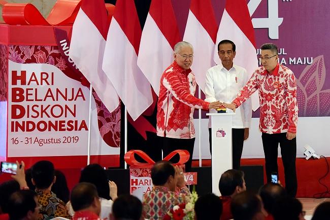 Jokowi Minta Pemilik Mal Beri Ruang Strategis 'Brand' Lokal
