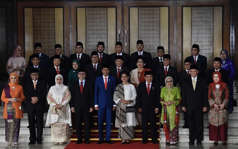Jokowi Ingatkan Antar Lembaga Jangan Ego Sektoral