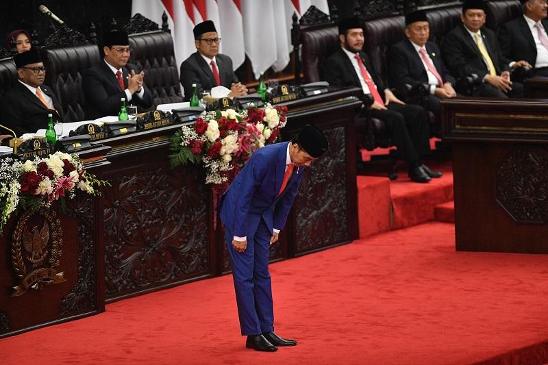 Jokowi Sebut Pancasila Rumah Bersama, Pemersatu Bangsa