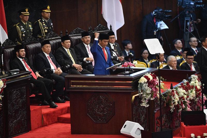 Jokowi Minta MPR Kembangkan Terobosan Baru