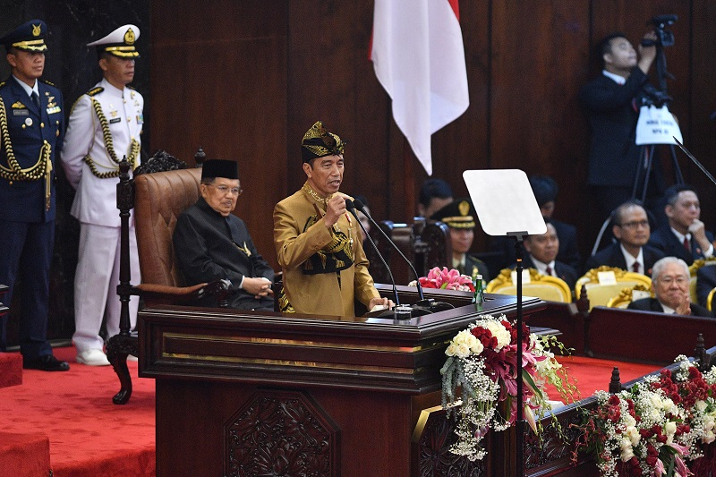Presiden Apresiasi Inovasi MA Permudah para Pencari Keadilan