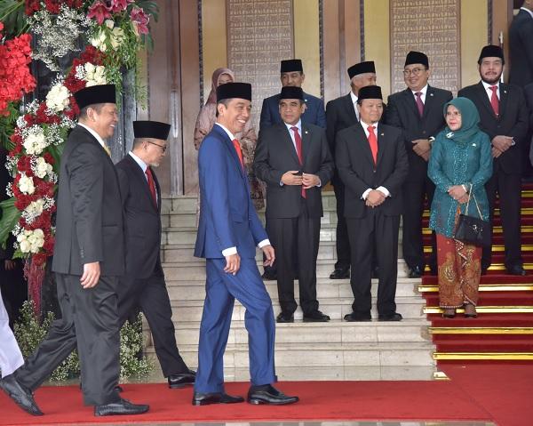 Jokowi: Rumah Besar Hanya Mungkin Terwujud Jika Bersatu