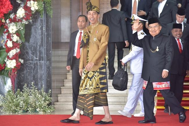 Jokowi: Saya Memimpin Lompatan Kemajuan Kita Bersama