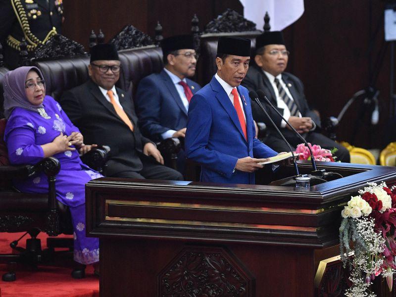RAPBN 2020 Rp2.500 T, Jokowi Minta Perbaikan Kualitas SDM