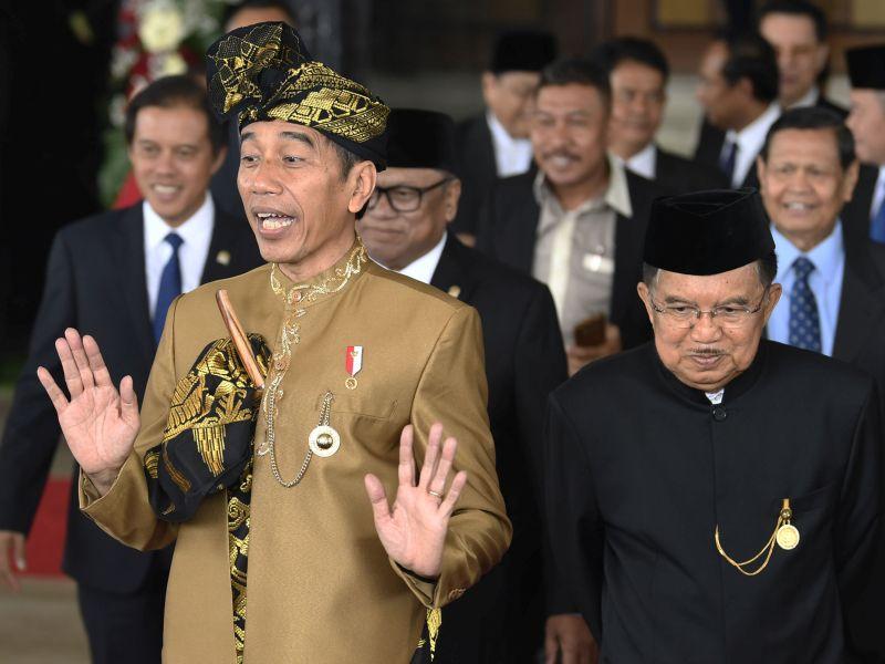 Jokowi Ajak Pengusaha & BUMN Berani Jadi Pemain Kelas Dunia